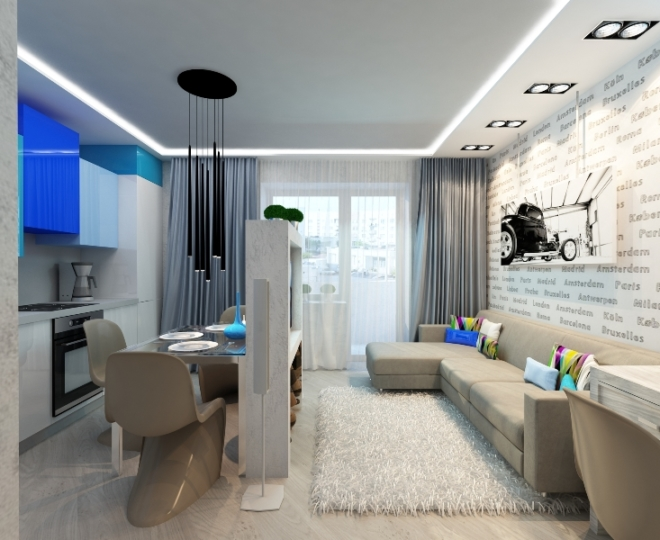 Студенческая квартира